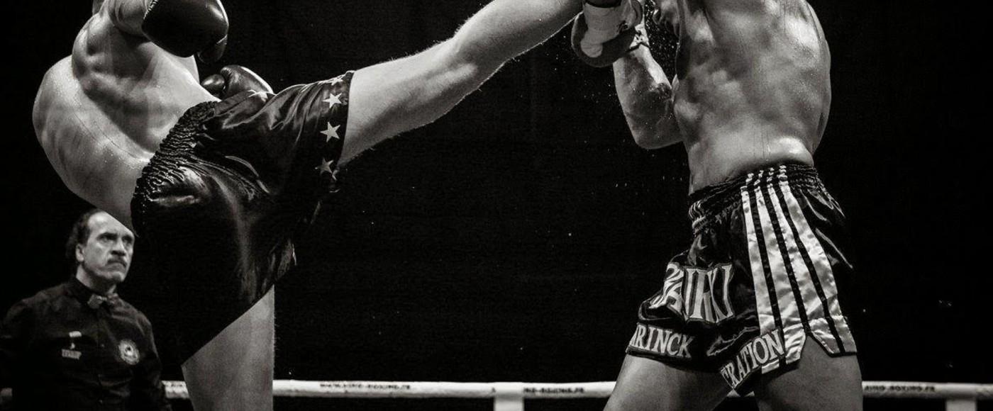 ring bokserski mazury